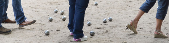 Recreatieboules