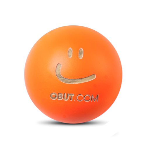 But buxushout matlak oranje smiley